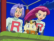 EP528 Team Rocket en el goblo
