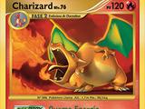 Charizard (Frente Tormentoso TCG)