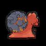 Magcargo espalda G6