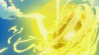 EP1058 Pikachu usando Electrotela