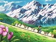 EP141 Rebaño subiendo la montaña