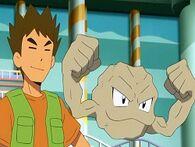 Geoude y Brock listos para combatir