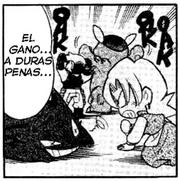 Agatha oak manga
