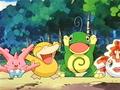EP261 Pokémon de Misty