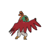 Hawlucha espalda G6