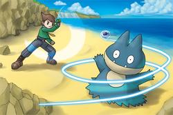 Misión de iniciación de Pokémon Ranger 2