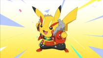 EE16 Pikachu roquero