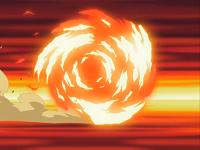 EP498 Quilava usando rueda fuego