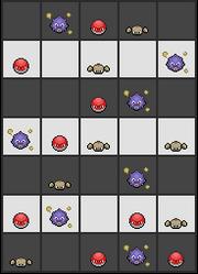 Escondite Rocket Los Pokemon que aparecen 2ªGEN