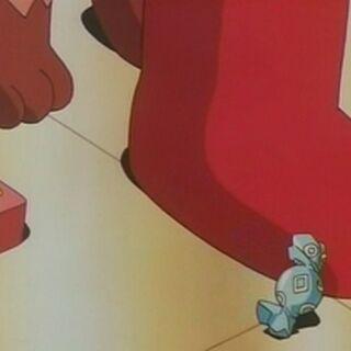 Un caramelo raro en el anime.