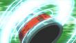 EP592 Bronzong usando giro bola
