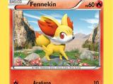 Fennekin (Kalos Starter Set TCG)