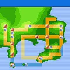 <b>Primera sección:</b> muestra la región de <a href=