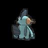 Marshtomp espalda G6