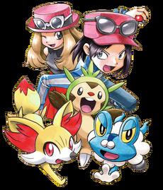 Pokémon Special XY