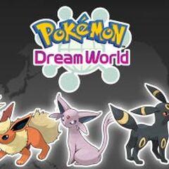 En el Pokémon Dream World se pueden conseguir muchos Pokémon, como <a href=