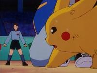 EP081 Pikachu persistente