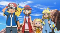 EP866 Ash y sus amigos