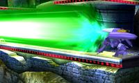 Genesect usando tecno shock SSB4 3DS