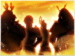 Cuatro guardianes