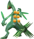 Sceptile (Pokkén Tournament)