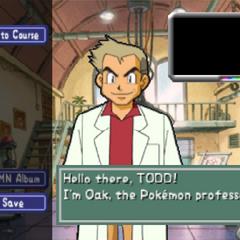 Laboratorio del profesor Oak en <a href=