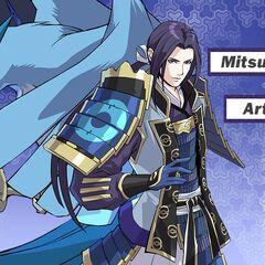 Mitsuhide Akechi y <a href=