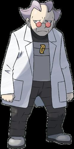 """Ilustración de Plutón en <a href=""""/es/wiki/Pok%C3%A9mon_Platino"""" title=""""Pokémon Platino"""">Pokémon Platino</a>"""