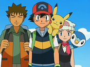 EP526 Brock, Ash y Maya