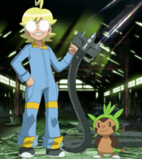 EP814 Chespin y Lem