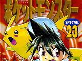 Capítulos de la saga Rojo Fuego y Verde Hoja de Pokémon Special