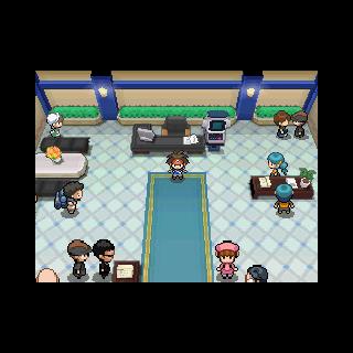 A medida que subes de nivel, avanza tu oficina y esta se verá como la oficina de una empresa importante, todos trabajando arduamente.
