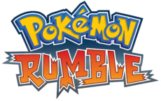 Logo de Pokémon Rumble