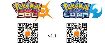 QR Code Actualización Sol Luna 1.1