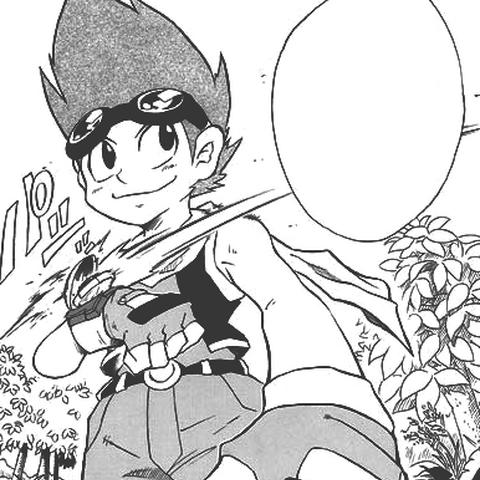 Verán en Pokémon Ranger Manga.