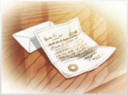 Carta de viaje