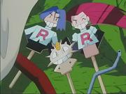 EP200 Muñecos del Team-Equipo Rocket