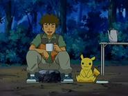 EP525 Brock y Pikachu