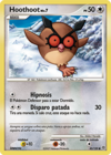 Hoothoot (Diamante & Perla TCG)