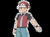 Rojo (Pokémon: los orígenes)