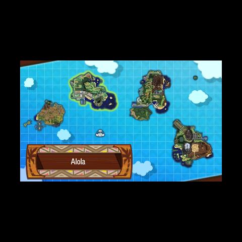 Mapa de Alola en <a href=