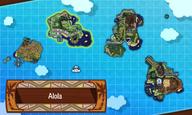 Mapa Alola SL