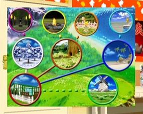 Mapa del Pueblo Hierbabuena