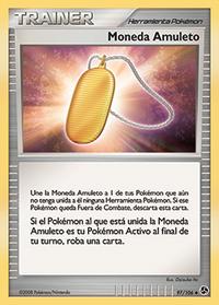 Moneda Amuleto (Grandes Encuentros TCG)