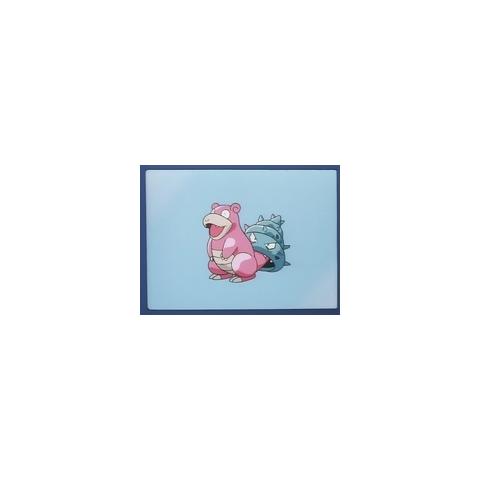 ...cuando evoluciona Shellder tiene un caparazón espiral.