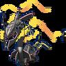 Mega-Rayquaza ROZA variocolor