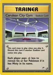 Cerulean Gym (Gym Heroes)
