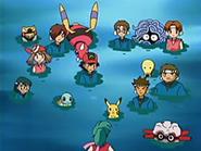 EP433 En el agua