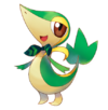 Snivy Pokémon Mundo Megamisterioso