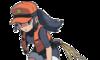 VS Pokémon Ranger (mujer) ROZA